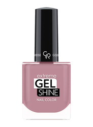 Golden Rose Extreme Gel Shine Nail Lacque, No. 15, Purple