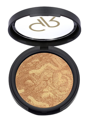 Golden Rose Terracotta Stardust Blush-On, No. 105, Light Gold