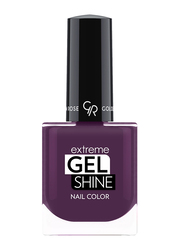 Golden Rose Extreme Gel Shine Nail Lacque, No. 73, Purple