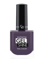 Golden Rose Extreme Gel Shine Nail Lacque, No. 72, Purple