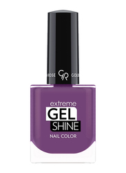 Golden Rose Extreme Gel Shine Nail Lacque, No. 27, Purple