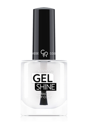 Golden Rose Extreme Gel Shine Mircel Top Coat Nail Lacquer, Clear