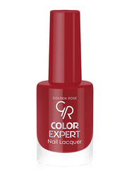 Golden Rose Color Expert Nail Lacquer, No. 77, Red