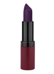 Golden Rose Velvet Matte Lipstick, No. 28, Purple