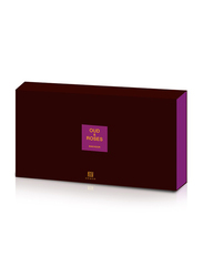 Ahmed Al Maghribi Perfumes Oud & Roses Bakhoor, 10 Tablets, Black