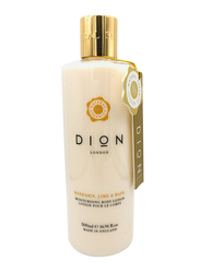 Dion London Mandarin Lime & Basil Body Lotion, 500ml