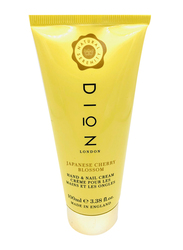 Dion London Japanese Cherry Blossom Hand & Nail Cream, 100ml