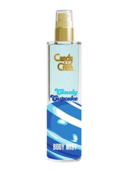 Candy Crush Cloudy Cupcake 200ml Body Mist for Unisex