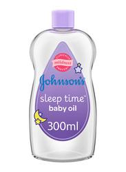 Johnson's 300ml Sleep Time Oil for Baby