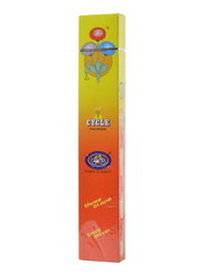 Cycle Pure Incense Three in One Incense Sticks, Black