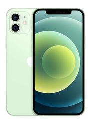 Apple iPhone 12 256GB Green, With FaceTime, 4GB RAM, 5G, Dual Sim Smartphone, HK Specs