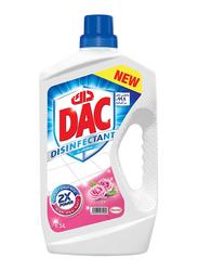 DAC Rose Disinfectant Floor Cleaner, 1.5 Liter