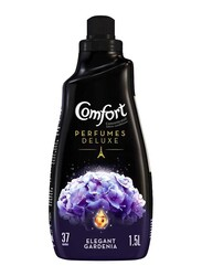 Comfort Perfumes Deluxe Concentrate Elegant Gardenia Fabric Softeners, 1.5 Liter
