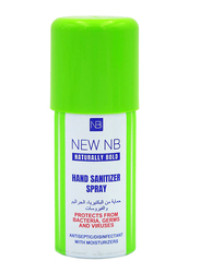New NB Hand Sanitizer Spray with Moisturizers, 120ml