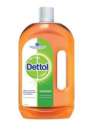 Dettol Anti-Bacterial Antiseptic Disinfectant Liquid, 1 Liter