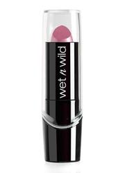 Wet N Wild Silk Finish Lipstick, E530D Dark Pink Frost, Pink