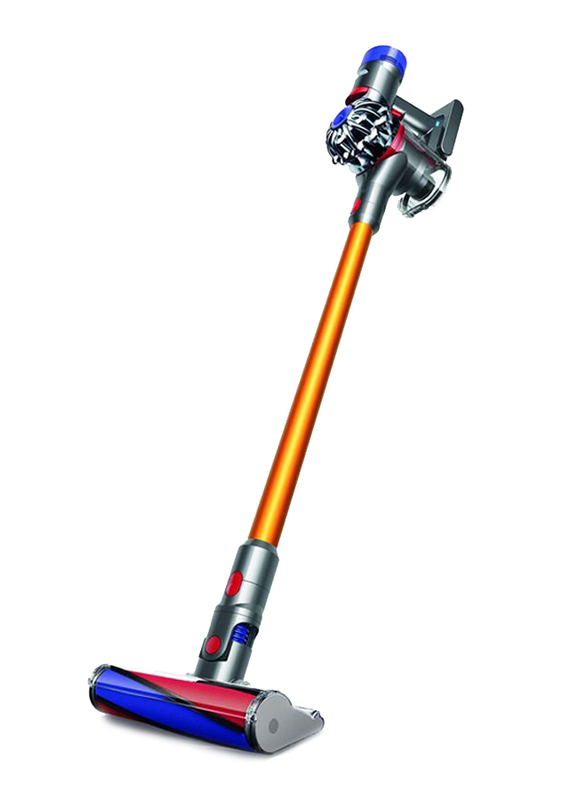 Dyson Absolute Stick Vacuum Cleaner, V8, Gold/Grey