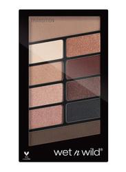 Wet N Wild Eyeshadow Palette, 10gm, E757A Nude Awakening, Multicolor