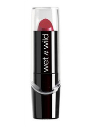 Wet N Wild Silk Finish Lipstick, E538A Just Garnet, Red