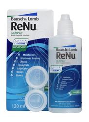 ReNU Bausch + Lomb Multiplus Solution, 120ml