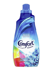 Comfort Concentrate Iris and Jasmine Fabric Softeners, 1.5 Liter