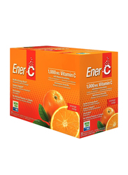 Ener-C Vitamin C Orange Multivitamin Drink Mix, 1,000mg, 30 Sachets, 274.8gm