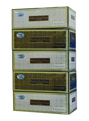 Cool & Cool Emotion Facial Tissue, 150 Sheets x 5 Pieces, White