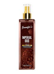Jennifer's Imperial Oud Fragrance 250ml Body Mist for Women