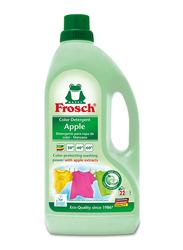 Frosch Color Apple Sensitive Liquid Detergent, 1.5 Liter