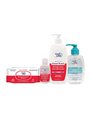 Cool & Cool Disinfectant and Anti-Bacterial Hygiene Box, 4 Pieces