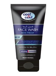 Cool & Cool Max Fresh Face Wash, 150ml