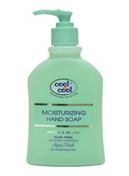 Cool & Cool Aqua Fresh Moisturizing Hand Soap, 250ml