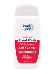 Cool & Cool Disinfectant Anti-Bacterial Hand Wash, 250ml