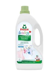 Frosch Sensitive Liquid Detergent for Baby's Cloths, 1.5 Liters
