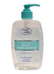 Cool & Cool Hand Sanitizer Gel, 500ml