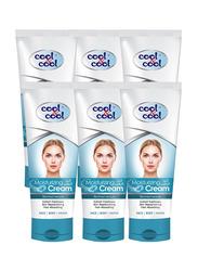 Cool & Cool Moisturizing Cream, 50ml, 6 Pieces