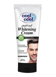 Cool & Cool Whitening Facial Cream for Men, 100ml