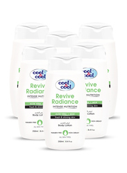 Cool & Cool Revive Radiance Body Lotion Set, 250ml, 6-Pieces