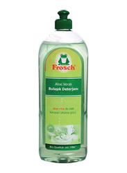 Frosch Aloe Vera Liquid Dishwashing, 750 ml
