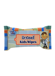 Cool & Cool 10 Sheets Dr.Cool Wipes for Kids
