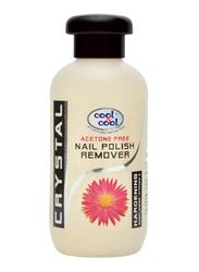 Cool & Cool Sun Flower Nail Polish Remover, 100ml, Clear