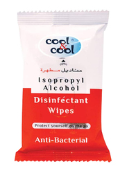 Cool & Cool Disinfectant Wipes, 10 Wipes