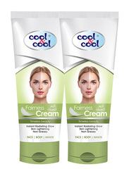 Cool & Cool Fairness Cream, 100ml, 2 Pieces