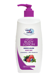 Cool & Cool Rose Blossom Body Lotion, 500ml