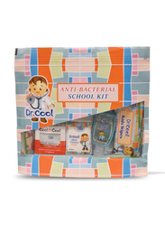 Cool & Cool DR. Cool Anti-Bacterial School First Aid Kit, Multicolour