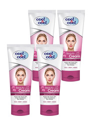 Cool & Cool Beauty Cream, 50ml, 4 Pieces