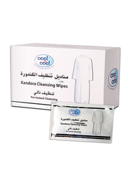 Cool & Cool Kandora Cleansing Wipes, 12 Sheets