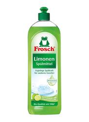 Frosch Liquid Green Lemon Dishwashing, 750ml