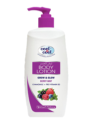 Cool & Cool Berry Mint Body Lotion, 500ml