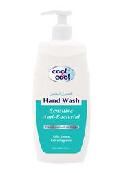 Cool & Cool Sensitive Anti-Bacterial Hand Wash, 500ml